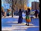 Из АРХИВА группы-Галина Титова в роли Бабы Яги в Рождественской сказке