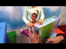 Свинка Пеппа коляска и качелька и открываем игрушки из сказки кормим куклу Peppa Pig unboxing toys (свинка пеп, популярное)