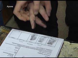 Должница по алиментам устроила в отделе судебных приставов истерику при снятии отпечатков пальцев