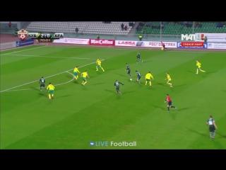 Кубань 2-3 Краснодар | РФПЛ 2015/16 | Тур 18 | Обзор матча