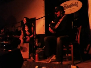 Jason Mraz and Mona Tavakoli - What Mama Said Stronghold, Venice
