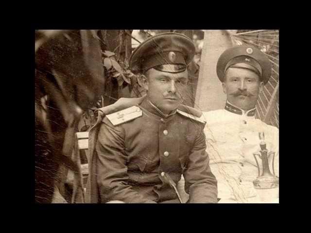 Марш Дроздовского полка