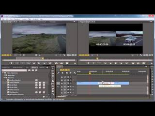 Урок №5 Добавление переходов Adobe Premiere Pro |  видео-переходы Премьер Про
