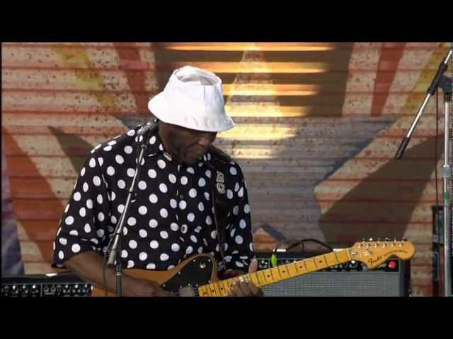 Buddy Guy John Mayer - What Kind of Woman Is This (Live at Farm Aid 2005)