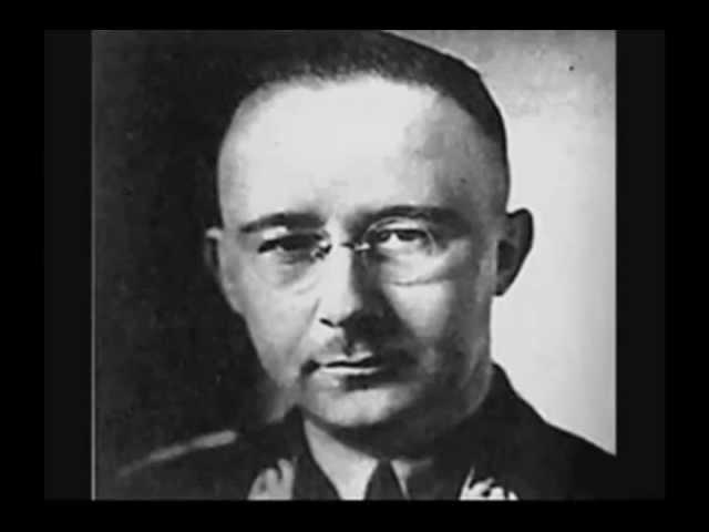 Окружение Гитлера состояло только из евреев