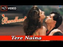 Tere Naina HD Full Video Song Bandhan Salman Khan Rambha