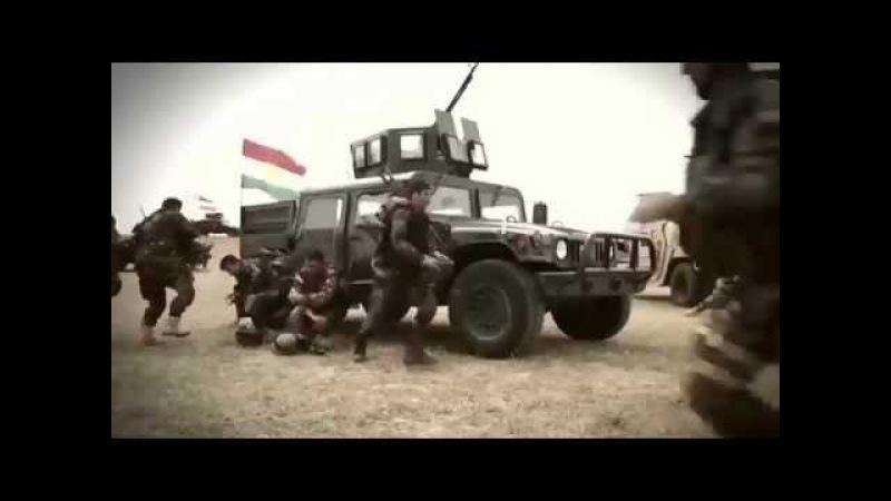 Peshmerga kurdistan special forces 2016 xelo celo 2016