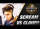 CS GO - G2 ScreaM 2 actions vs Cloud9 @ Game Show Global eSports Cup 2016 Finals