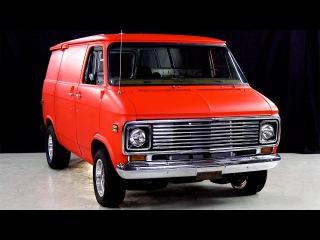 1974 Chevy Van: Body Repair and Quick Paint! - Hot Rod Garage Ep. 19