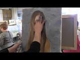 Научиться рисовать девушку, Игорь Сахаров, живопись для начинающих. уроки рисования