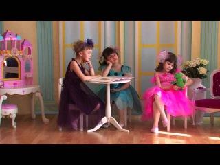 Эпизод из мюзикла Принцесса и Лягушка