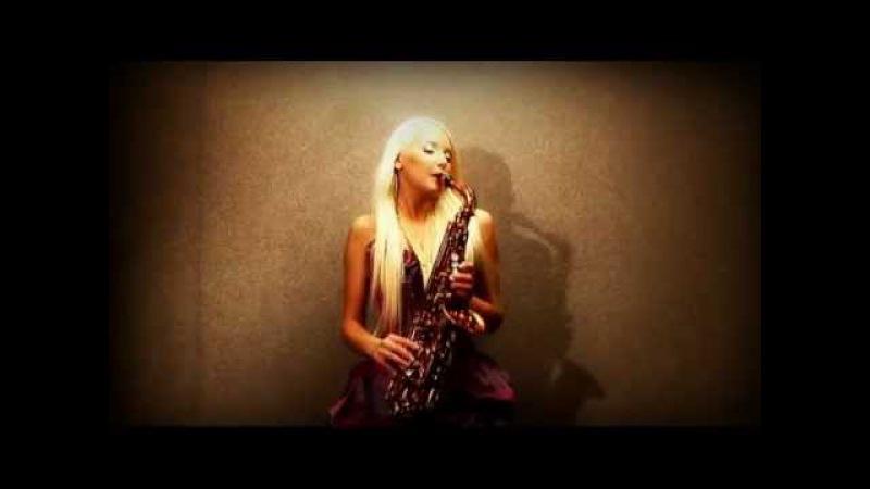 Саксофонистка Анна-Катарина • ВидеоКанал «exZotikA Max»