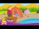 Suggestion Lets go camping. - Easy Dialogue - English educational animation with subtitles