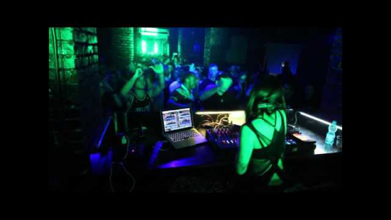 Rebekah Ovest Club CLR @Lux Club 26 09 2015