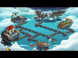 Plants Vs Zombies 2: Sky City World New World Map ZOMBOSS REVEALED! (PVZ 2 China)