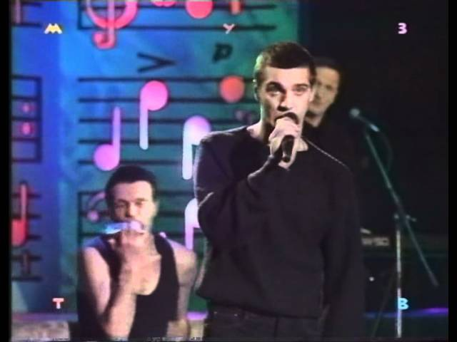 Лесоповал Королева Марго (Песня года 1997)