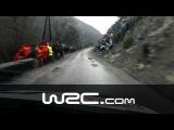 Onboard Sebastien Ogier SS04 Rallye Monte Carlo 2014