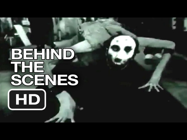 Mama Official Behind The Scenes - Movement Test (2013) - Guillermo del Toro Movie HD