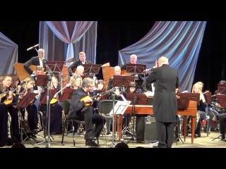 Александр Цыганков - Славянский концерт-фантазия для домры с оркестром (Часть 2)