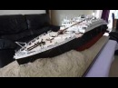 Titanic 1912 Wreck 1 100 scale model by Jason King