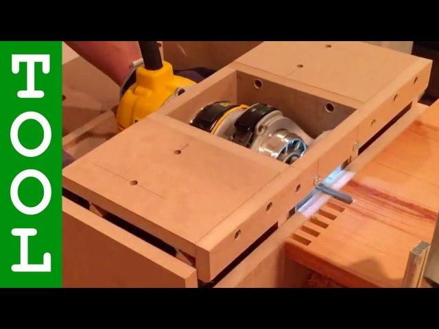 Innovative Horizontal Box Joint Machine