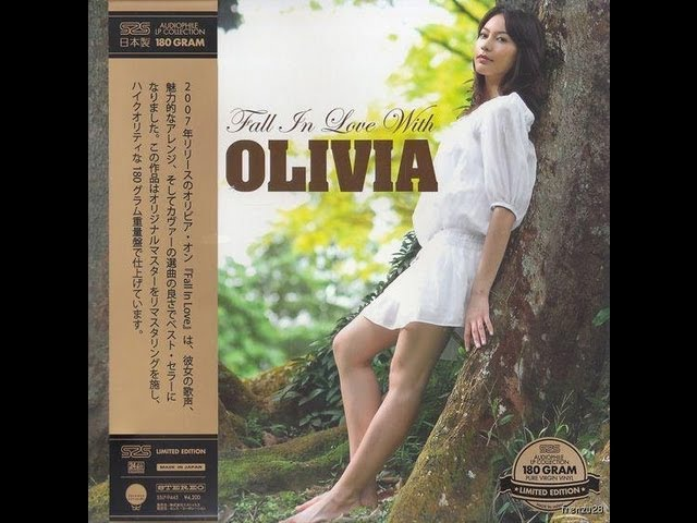 Olivia Ong Fall In Love With Olivia專輯組曲