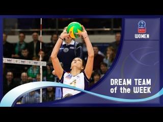 Stars in Motion Episode 6 - Dream Team - 2016 CEV DenizBank Volleyball Champions League - Women