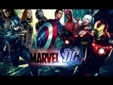 Marvel & DC crossover 2016 |Suicide Squad | deadpool | civil war | Batman Vs superman | x-men