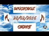MUSICBOX CHART TOP 40 (28/02/2016) - Russian United Chart
