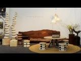 Эксклюзивные модели мебели на выставке в Нью Йорке США Русская Америка