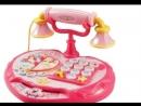 Обзоры игрушек   Tongde Детский Телефон интерактивный (kidtoy.in.ua)