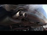 Глушитель Subaru Legacy B4 2005, B13/BLE, AT, SPEC-B, EZ30
