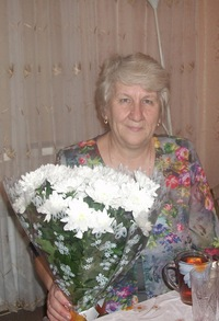 Маркина Нина (Фильчёнкова)