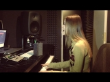 R.Kelly - I believe I can fly ( кавер cover by Anya Shesternina )