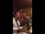 Веселый анекдот в бане (про два путя)