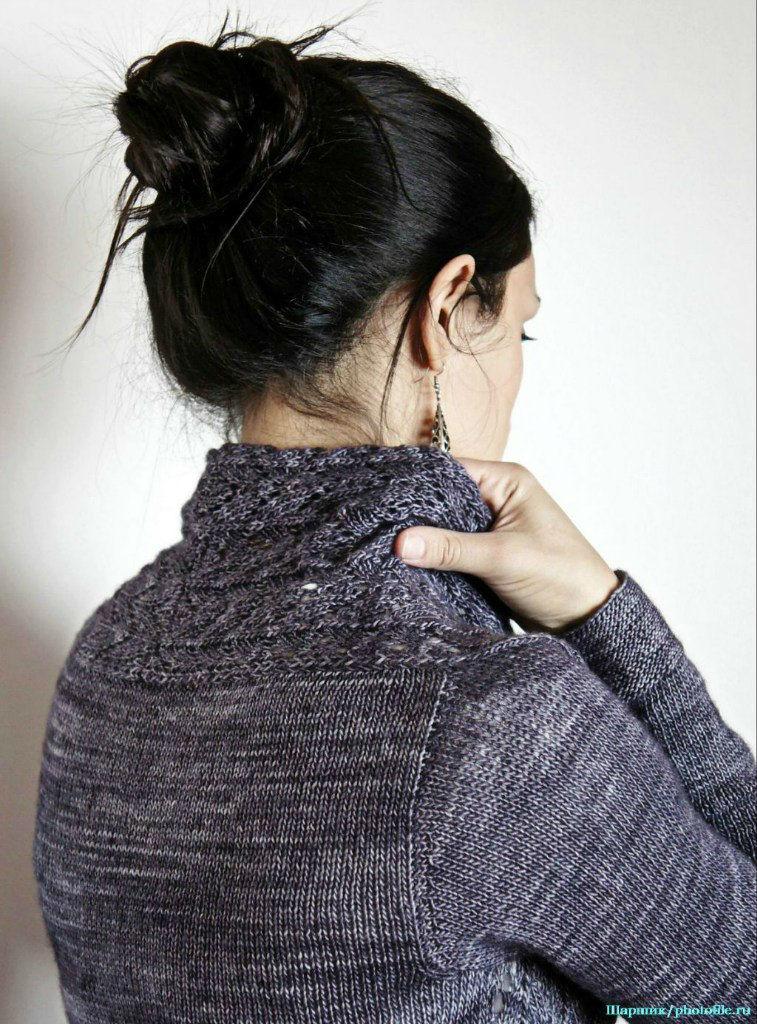"""针织上衣""""艾玛"""" - maomao - 我随心动"""