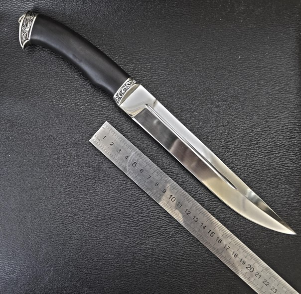 Пластунский казачий нож своими руками - ПРОСПЕКТ