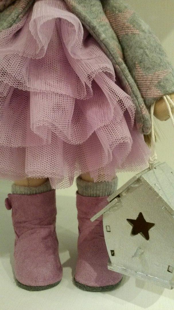 юбочка куклы