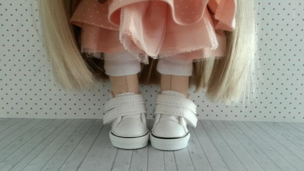 кеды кукла