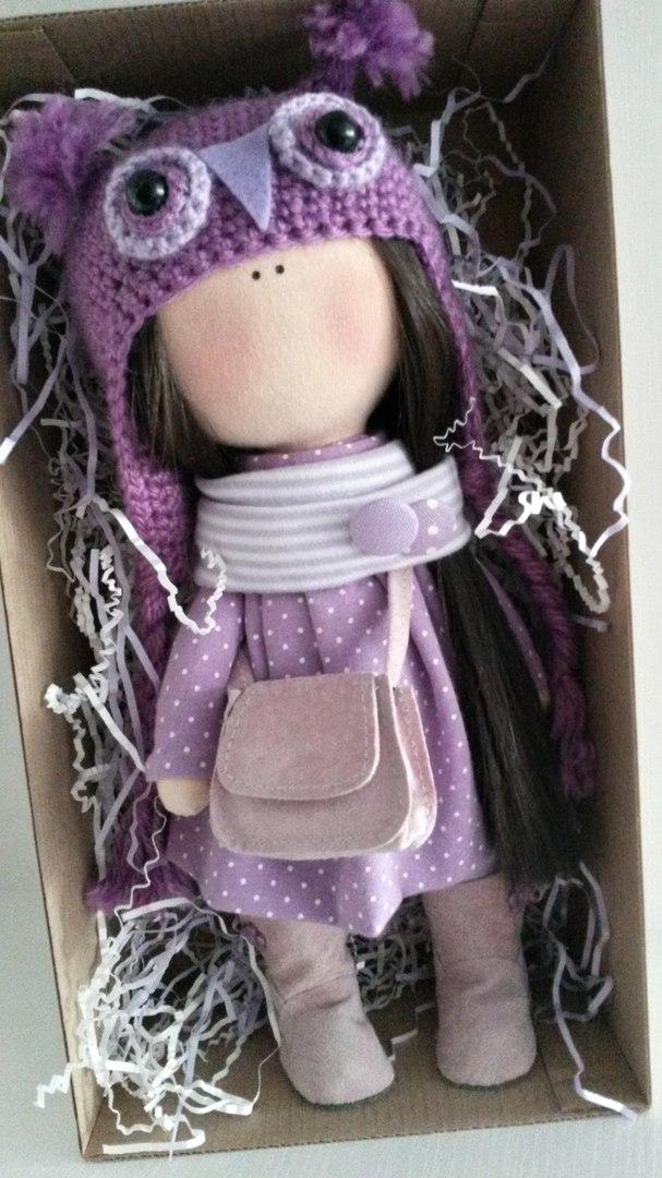 куклы упаковка