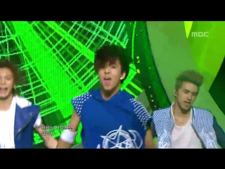 120707 - 빅스 (VIXX) - Super Hero @ Music Core