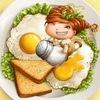 Нет любви более искренней, чем любовь к еде!