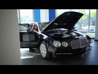 Bentley Flying Spur + Modesta BC-04