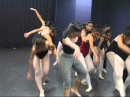 The School of Dance Jazz Routine: Sing Sing Sing with a Swing