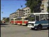Ижевский трамвай в 1997 году
