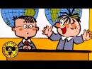 Мультфильмы: Проделкин в школе