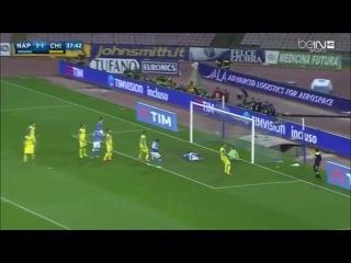 Наполи - Дженоа 3-1 (20 марта 2016 г, Чемпионат Италии)