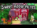 My Little Pony Sweet Apple Acres Barn Granny Smith & Crimson Gala! MLP Blind Bag Playset Toy Review