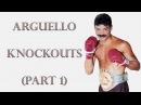Alexis Arguello Knockouts (Part 1)
