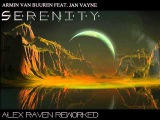 Armin Van Buuren feat Jan Vayne - Serenity (Alex Raven reworked)